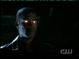Martian Manhunter from Smallville Episode Lybyrinth